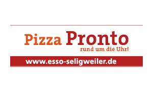 Pizza Pronto Esso Seligweiler